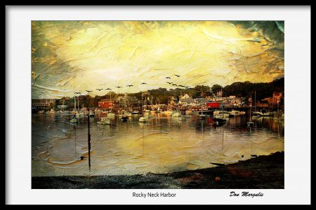 Rocky Neck Harbor
